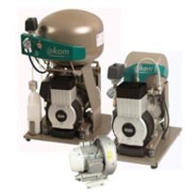 Стоматологические компрессоры и отсасывающие агрегаты