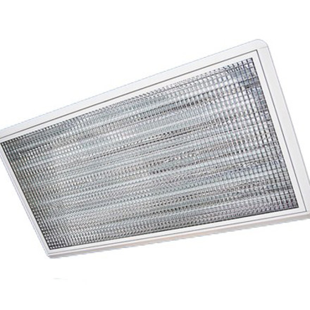 Світильник безтіньовий СРП 24-4  з підвіскою