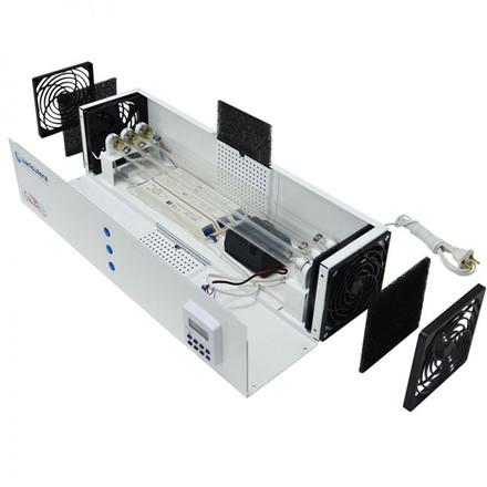 Бактерицидний опромінювач ОРББ-15х3 MAX EFFECT  з таймером ( до 55-80м³)