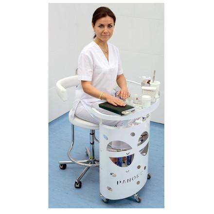 Стоматологический столик Панок 2 (овальный)