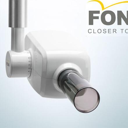 Интраоральный рентген Fona XDG (настенный)