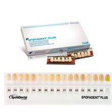 Розпродаж !!! Зуби акрилові Spofadent Рlus А2
