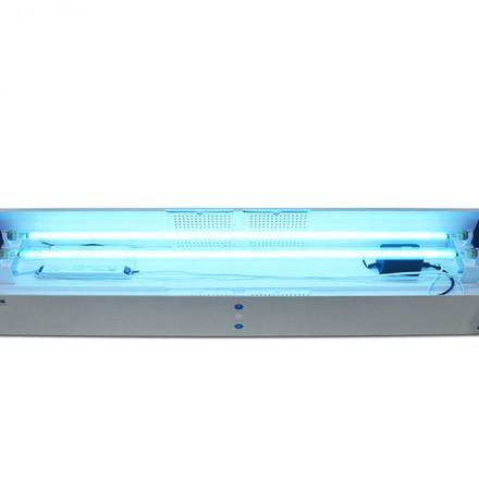 Бактерицидный облучатель ОРББ -30х2 с таймером (подвесной, до 100-150 м³)