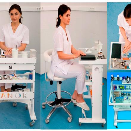 Стоматологический столик Панок 1 (прямоугольный)