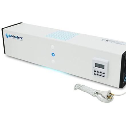 Бактерицидный облучатель ОРББ -15х1 с таймером (подвесной, до 55-80 м³)